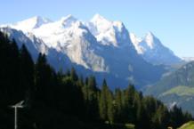 Unforgettable Wetterhorn
